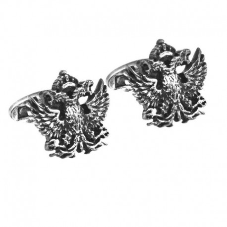 Boutons de Manchette Aigle Royal
