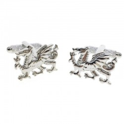Boutons de Manchette Dragon Royal
